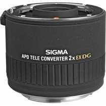 Sigma APO tele-converter 2 0X EX DG Lens