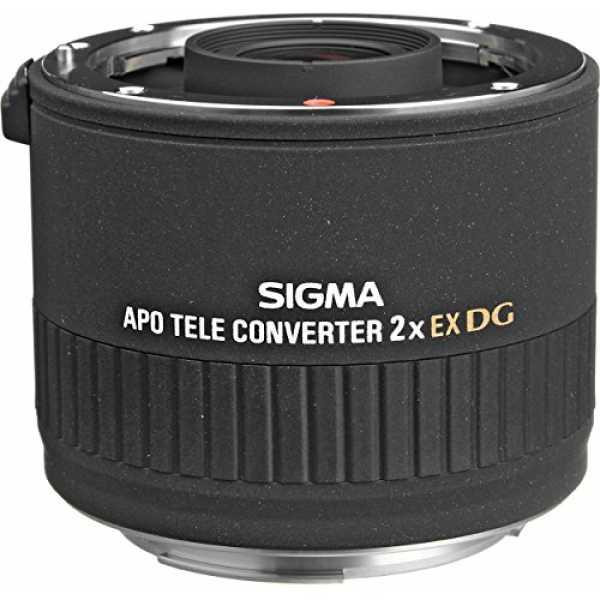 Sigma APO tele-converter 2.0X EX DG Lens - Black