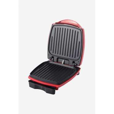 Wonderchef Tandoor 1100W Grill Sandwich Maker - Red