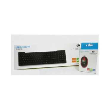 Zebronics K16 USB Keyboard Mouse Combo