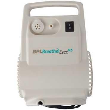 BPL N3 Compressor Nebulizer - White