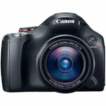 Canon PowerShot SX40 HS - Silver