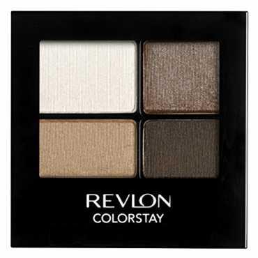 Revlon Colorstay 16 Hour Eye Shadow Quad (Moonlit)