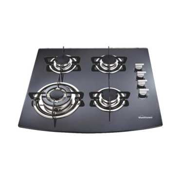 Sunflame SF - 64LTG 4 Burner Auto Built in Hob Gas Cooktop