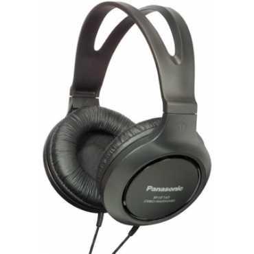 Panasonic RP-HT161E-K Headphone - Black
