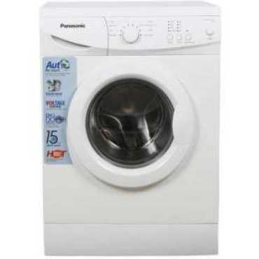 Panasonic 6 Kg Fully Automatic Front Load Washing Machine (NA-106MC1W01)