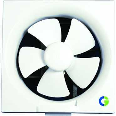 Crompton Greaves Brisk Air 5 Blade (200mm) Exhaust Fan - White