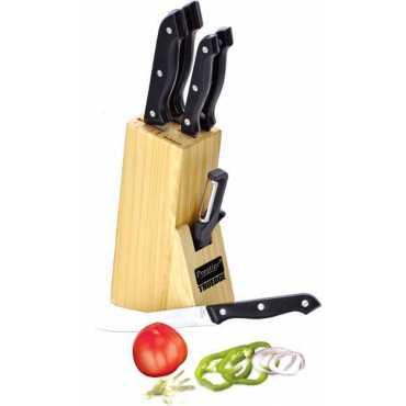 Prestige Tru-Edge Steel Knife Set Pack of 7