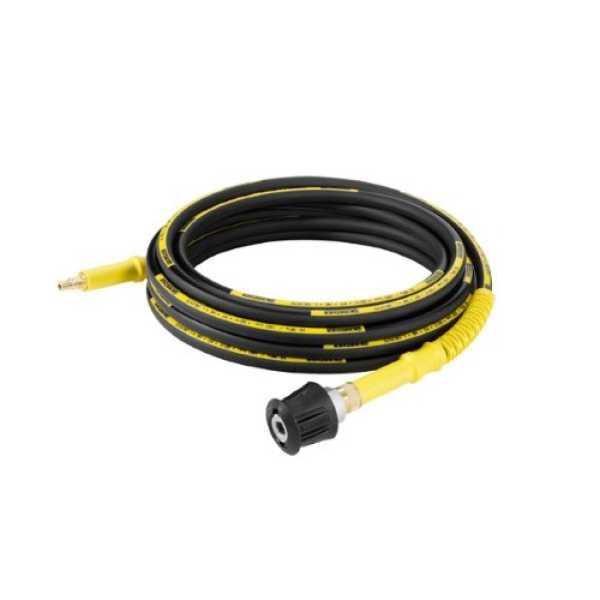 Karcher 6Q Extension Hose quick Connect - Black