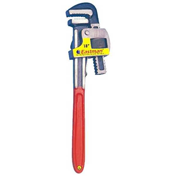 Eastman E 2048 Stillson Type Pipe Wrench (18 Inch)