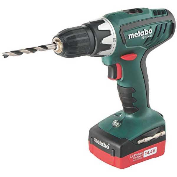 Metabo BS 14.4 Li Cordless Drill / Screwdriver