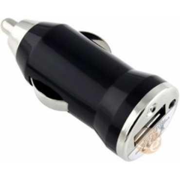 ePresent Single USB Car Charger - White