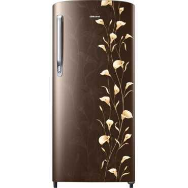 Samsung RR19M2711DZ/RR19M1711DZ192L 4S Single Door Refrigerator (Tender Lily) - Brown