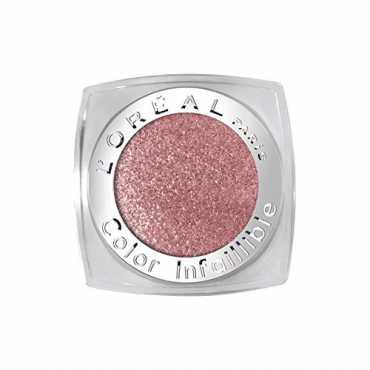 Loreal Paris  Infallible Mono Eye Shadow (Forever Pink 04) - Pink
