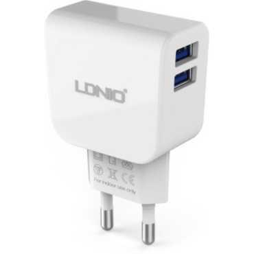 LDNIO DL-AC56 2.1A Dual USB Wall Adapter