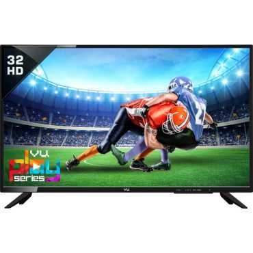 Vu 32D7545 32 Inch HD Ready LED TV - Black