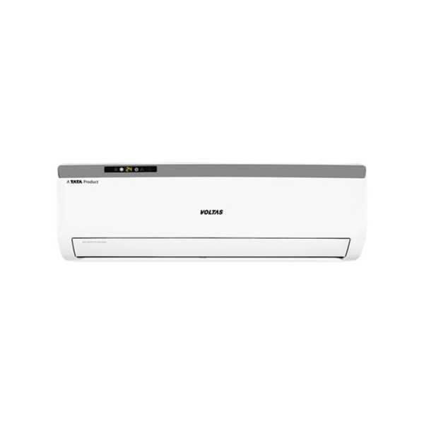 Voltas 1 Ton 125CX Split Air Conditioner - White