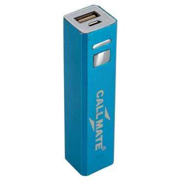 Callmate 2600mAh Lipstick Design Power Bank