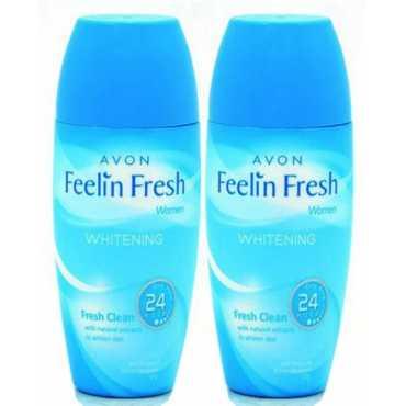 Avon Feelin Fresh Whitening Deodorant Roll-on (Set of 2)