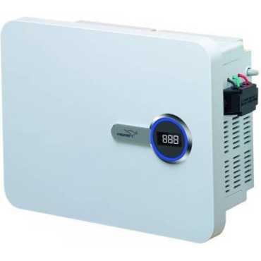 V-Guard VIG 400 Voltage Stabilizer - White