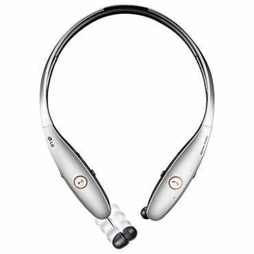 LG HBS-900 Bluetooth Headset - Silver | Black