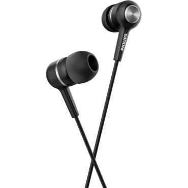 Philips SHE1505 In Ear Headset - Black