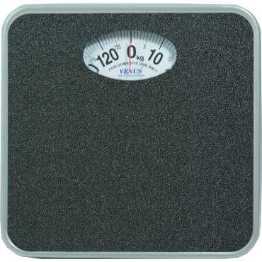 Venus BS 918 Analog Weighing Scale  - Black