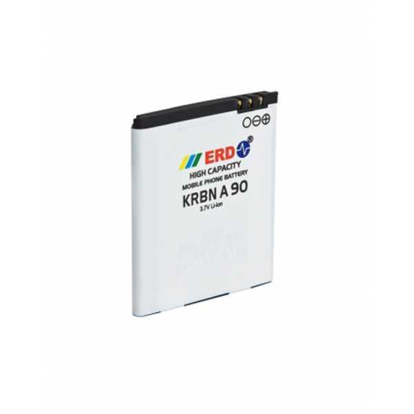 ERD 850mAh Battery (For Karbonn A90) - Multicolour