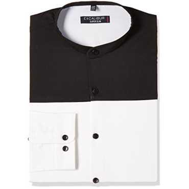 Men's Formal Shirt (8907542184101_269674032_WHITE_44)