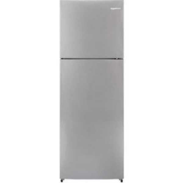 AmazonBasics † AB2019RF006 345 L 2 Star Inverter Frost Free Double Door Refrigerator