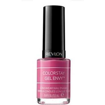 Revlon Colorstay Gel Envy Longwear Nail Enamel (120-Hot Hand) - Hot Hand