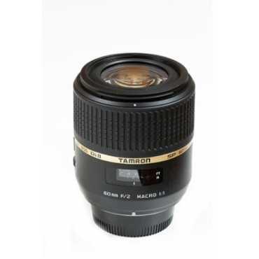 Tamron SP AF 60mm F/2 Di-II LD (IF) 1:1 MacroLens (for Canon DSLR) - Black