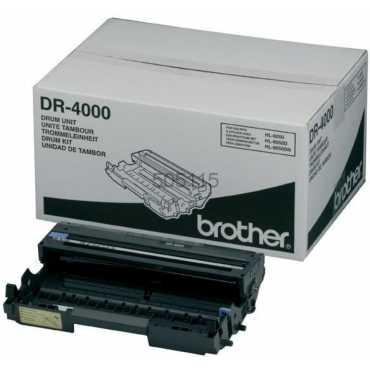 Brother DR-4000 Drum Unit Toner - Black
