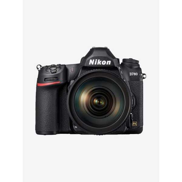Nikon D780 (AF-S 24-120MM F/4G ED VR Lens) DSLR Camera