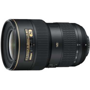 Nikon AF-S NIKKOR 16-35mm f/4G ED VR Lens - Black