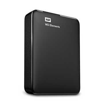 WD Elements SE WDBU6Y0040BBK-WESN 4TB Portable Hard Disk