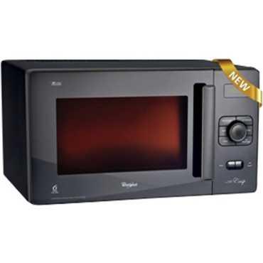 Whirlpool Jet Crisp 25L Convection Microwave Oven - Black