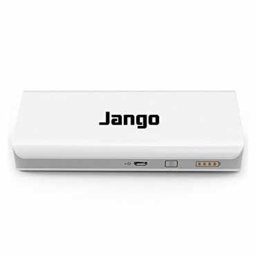 Jango Solo 13000mAh Fast Charge Power Bank - Silver
