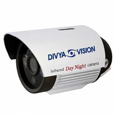 Divya Vision DV-TAH408W Bullet CCTV Camera