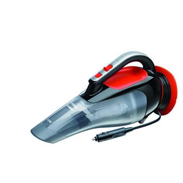 Black & Decker ADV1210 Car Vacuum Cleaner - Black