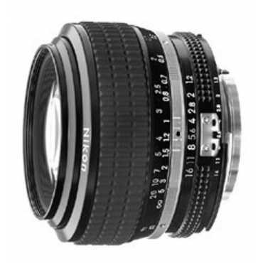 Nikon Nikkor 50MM F1.2 A Lens