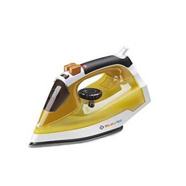 Bajaj Majesty MX25 1250W Steam Iron - White | Yellow
