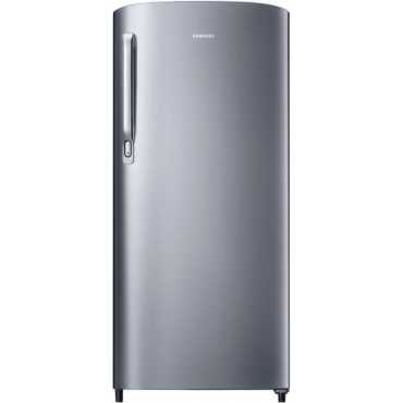 Samsung RR19T241BSE 192L 2 Star Direct Cool Single Door Refrigerator Elective Silver