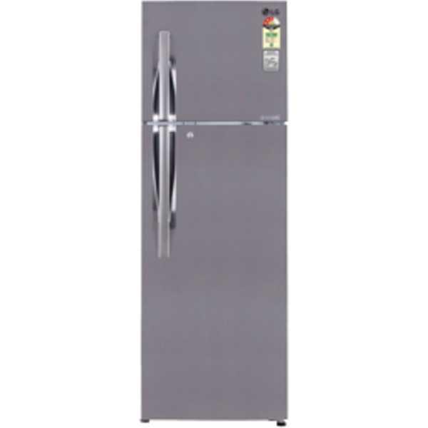 LG GL-I302RPZL 284L Frost Free Double Door Refrigerator