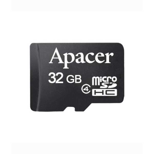 Apacer 32GB MicroSDHC Class 4 Memory Card