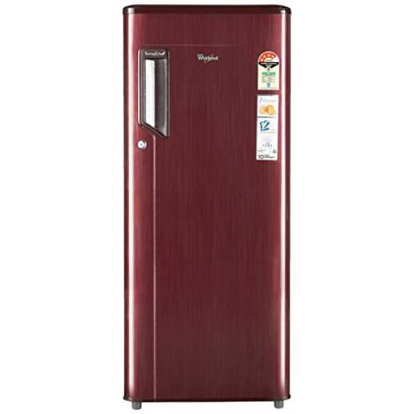 Whirlpool 230 IMFRESH PRM 4 Star 215L Single Door Refrigerator (Titanium)
