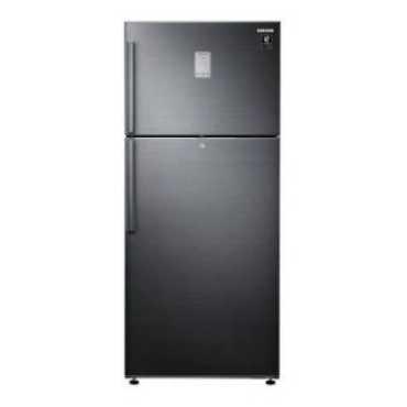Samsung RT56T6378BS 551 L 2 Star Inverter Frost Free Double Door Refrigerator