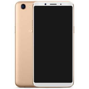 Oppo F5 - Black | Gold