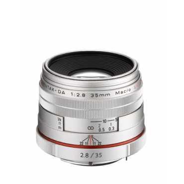 Pentax K-Mount HD DA 35mm F/2.8 Macro Prime Lens