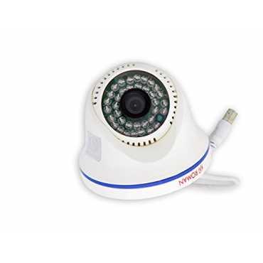 Roman 1.3MP 36IR/20Mtr Dome IR Camera - White